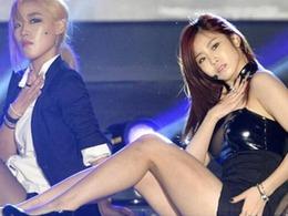 韩国女团舞台表演太性感 遭下令整改