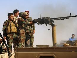 美军向库尔德人空投武器对抗ISIS