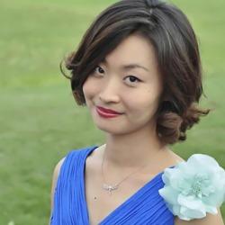 央视名嘴敬一丹27岁女儿甜美照