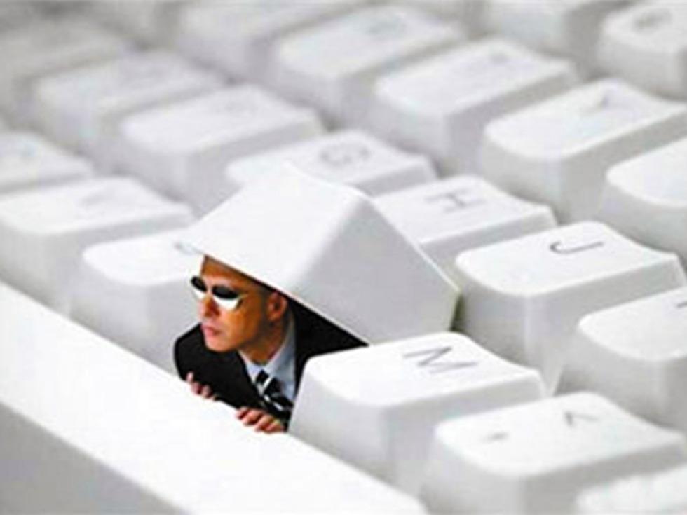"""... 在键盘世界里的""""键盘侠""""(图片来源:百度图片"""