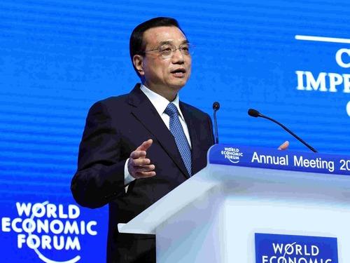 """中国的经济底气让世界吃""""定心丸"""""""