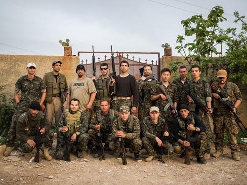 打击IS国际纵队惊现华人面孔