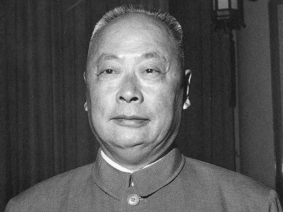 陳毅堪稱經典的文革四大雷人講話...