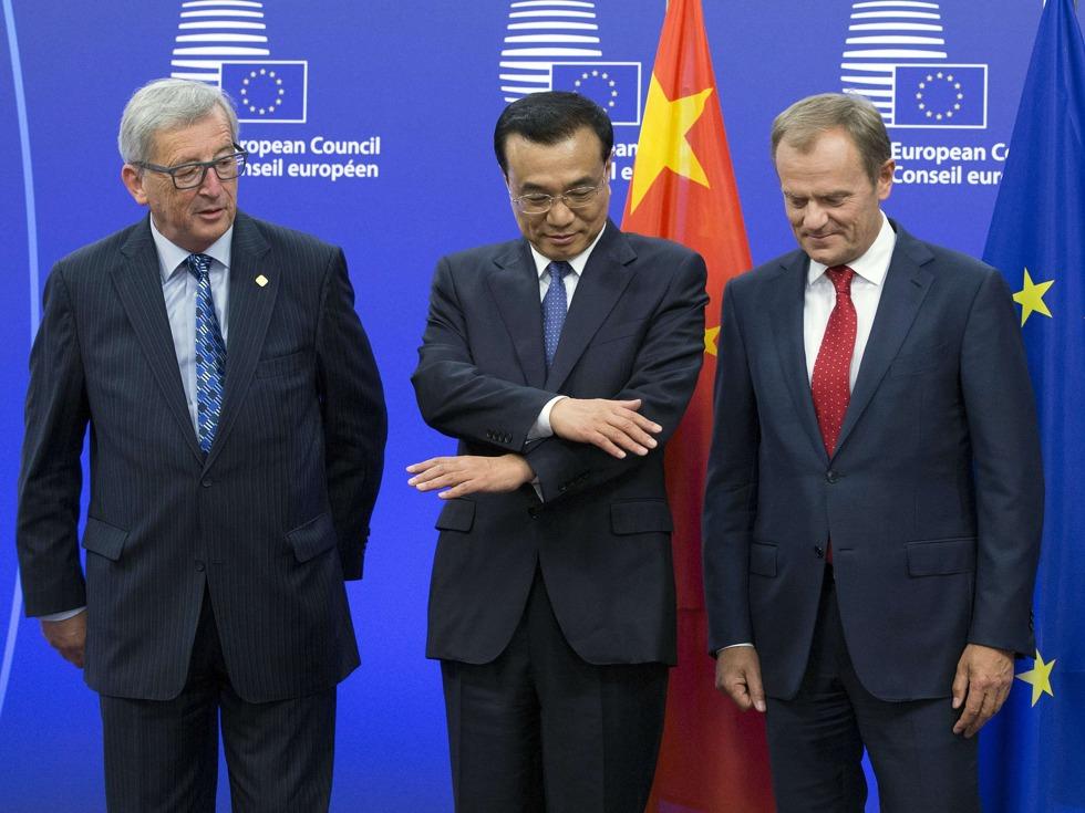 转帖:德国高官辱华 称中国人是狡猾的狗 - amen1523 - 雨山诗画