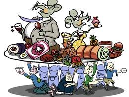 台媒:关注台湾食品安全 首先要杜绝浪费