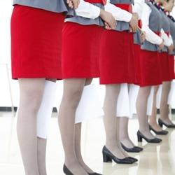 空姐在飞机厕所提供卖淫 2年赚600万元