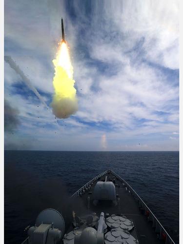 美公开新太空计划<br>中国反导遇威胁