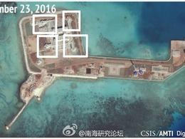 南沙群岛部署反导系统 中国回应