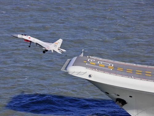 中国航母面临美国无人潜航器重大威胁 - 纽约文摘 - 纽约文摘