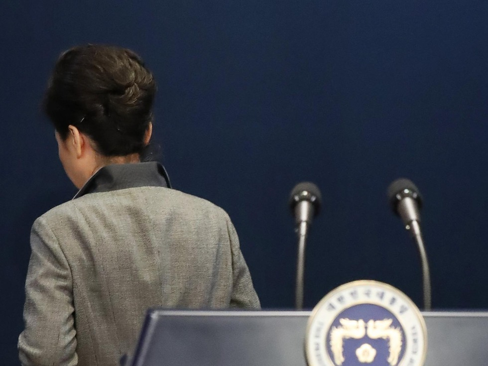 朴槿惠入獄非終結 韓國何時迎接現代民主
