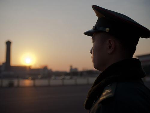 中共軍級<br>新陣容被明顯壓縮
