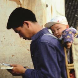 """""""文革""""后积压十年的中国高考"""