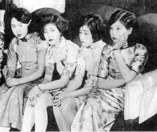 旧中国的娼妓遇到新中国的改造