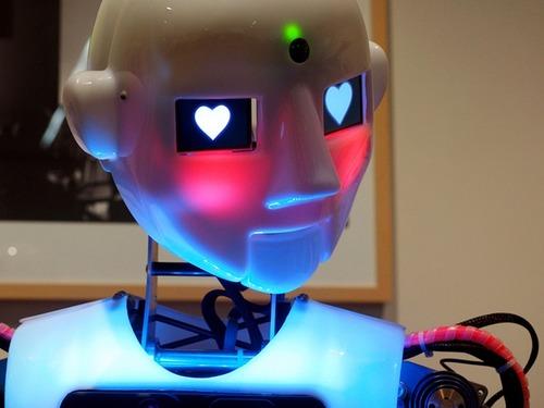 刷爆网络的机器人网红
